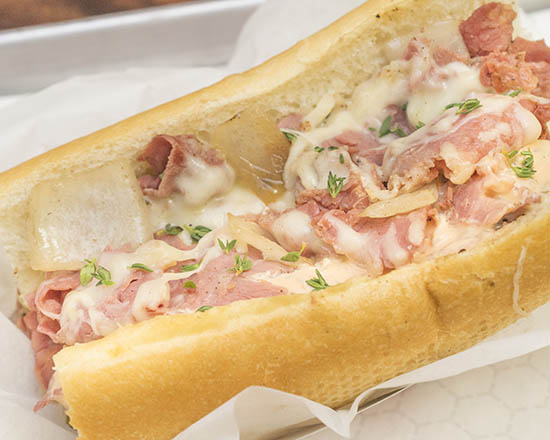 The 60616 Corned Beef Sandwich Image