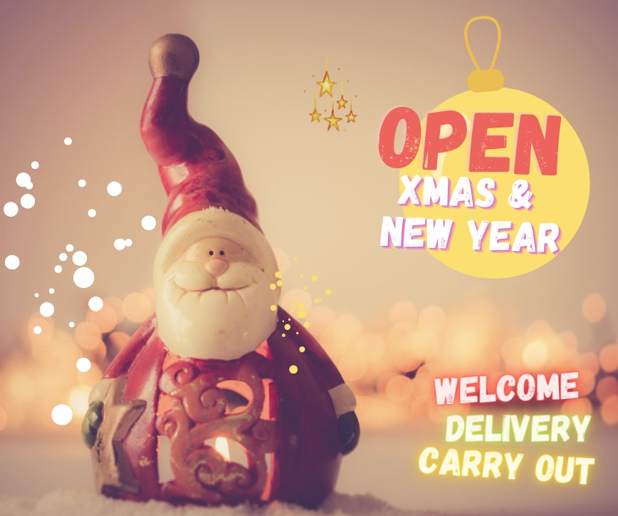 open on xmas and new year