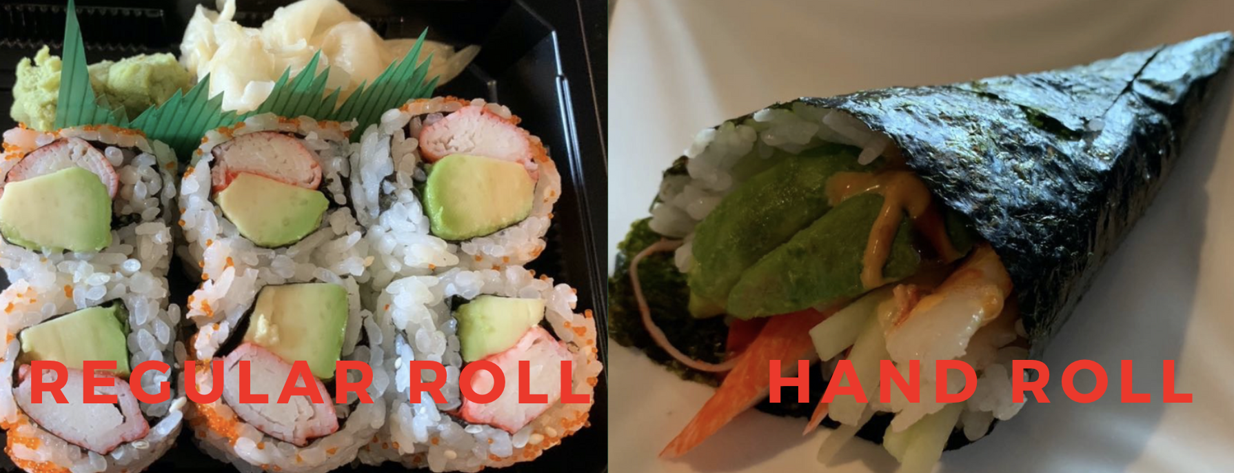 Roll or Hand Roll