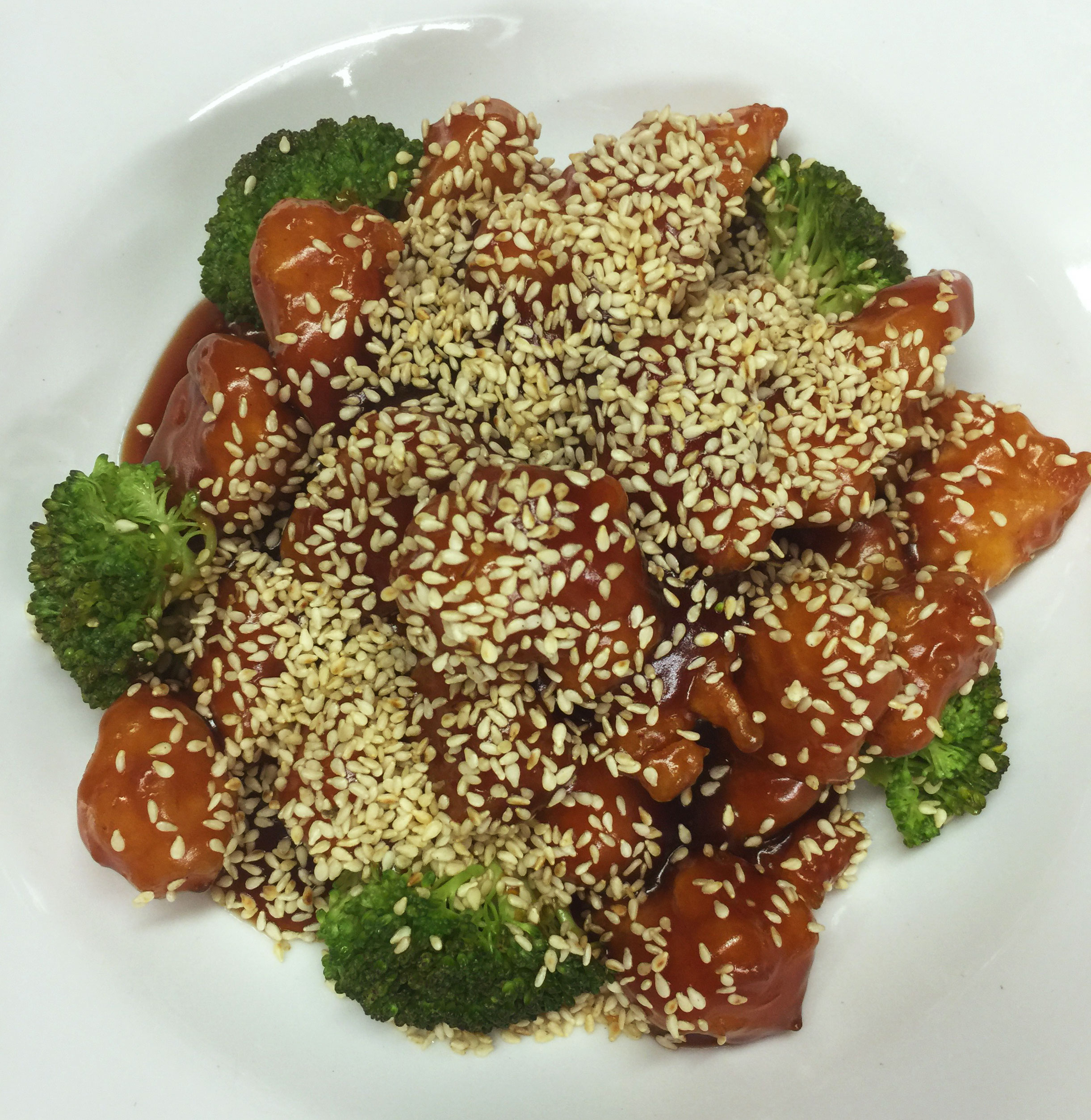 157. Sesame Chicken Image