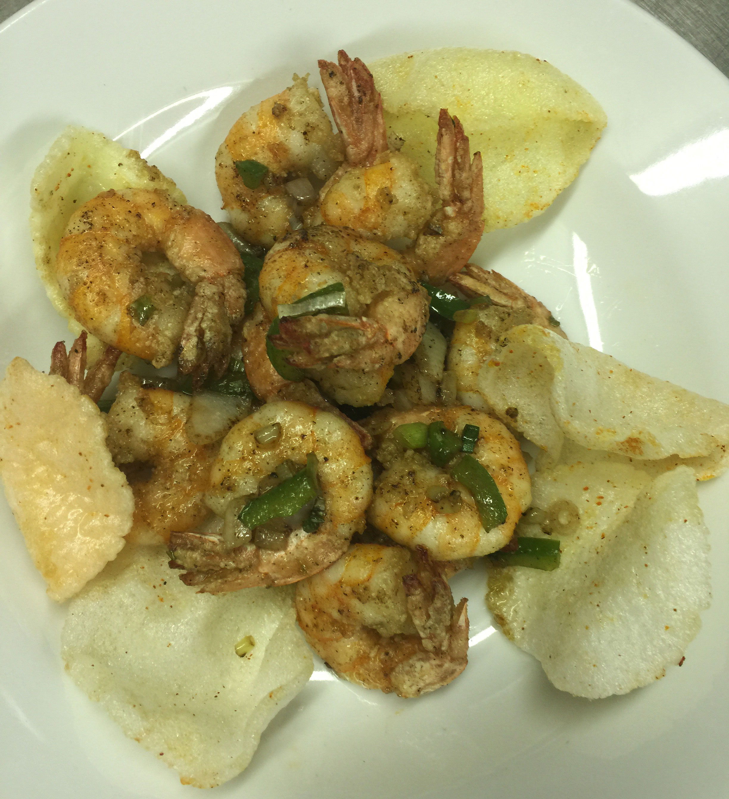 163. Salt & Pepper Shrimp