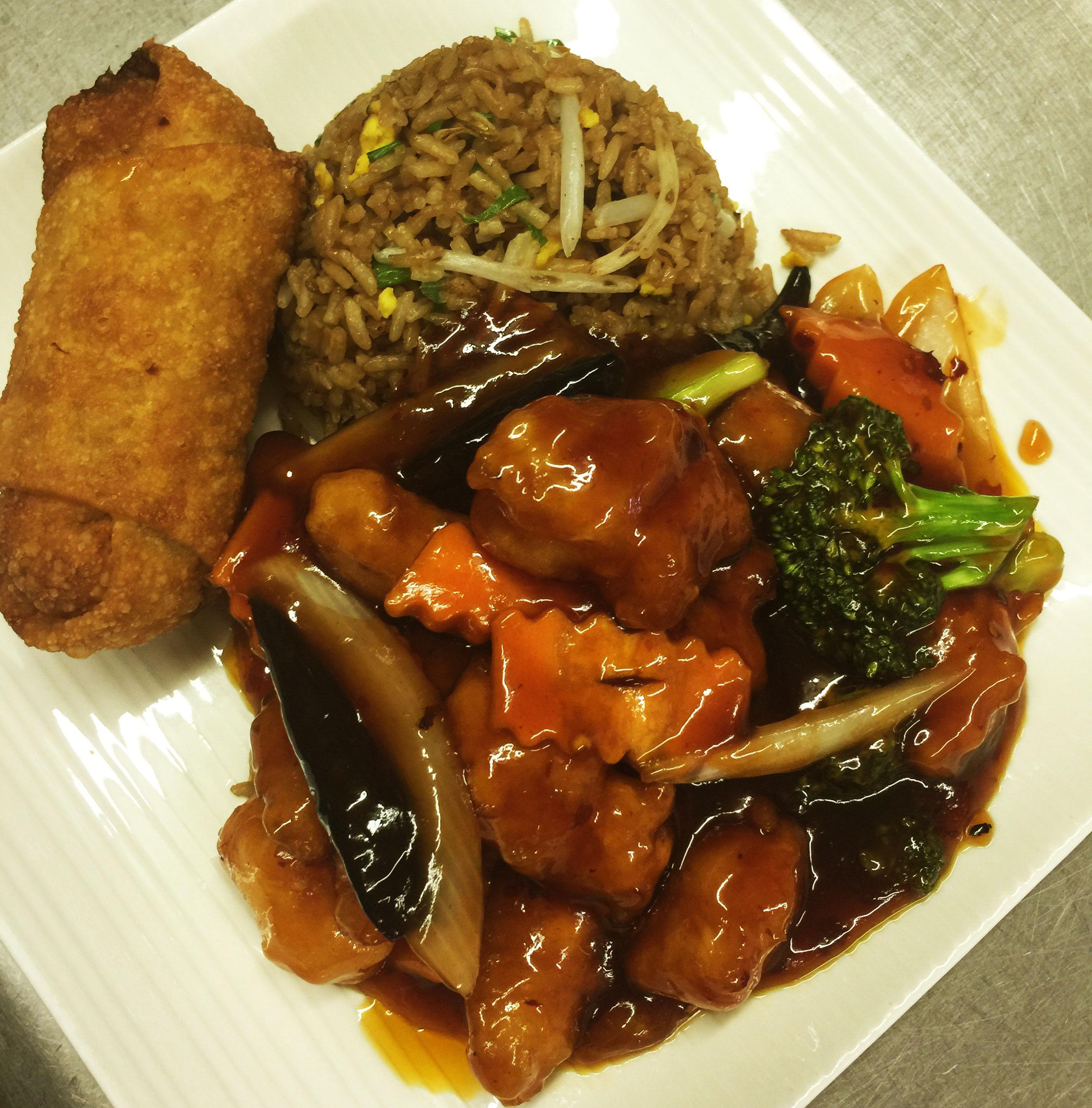 L25. General Tso's Chicken Image