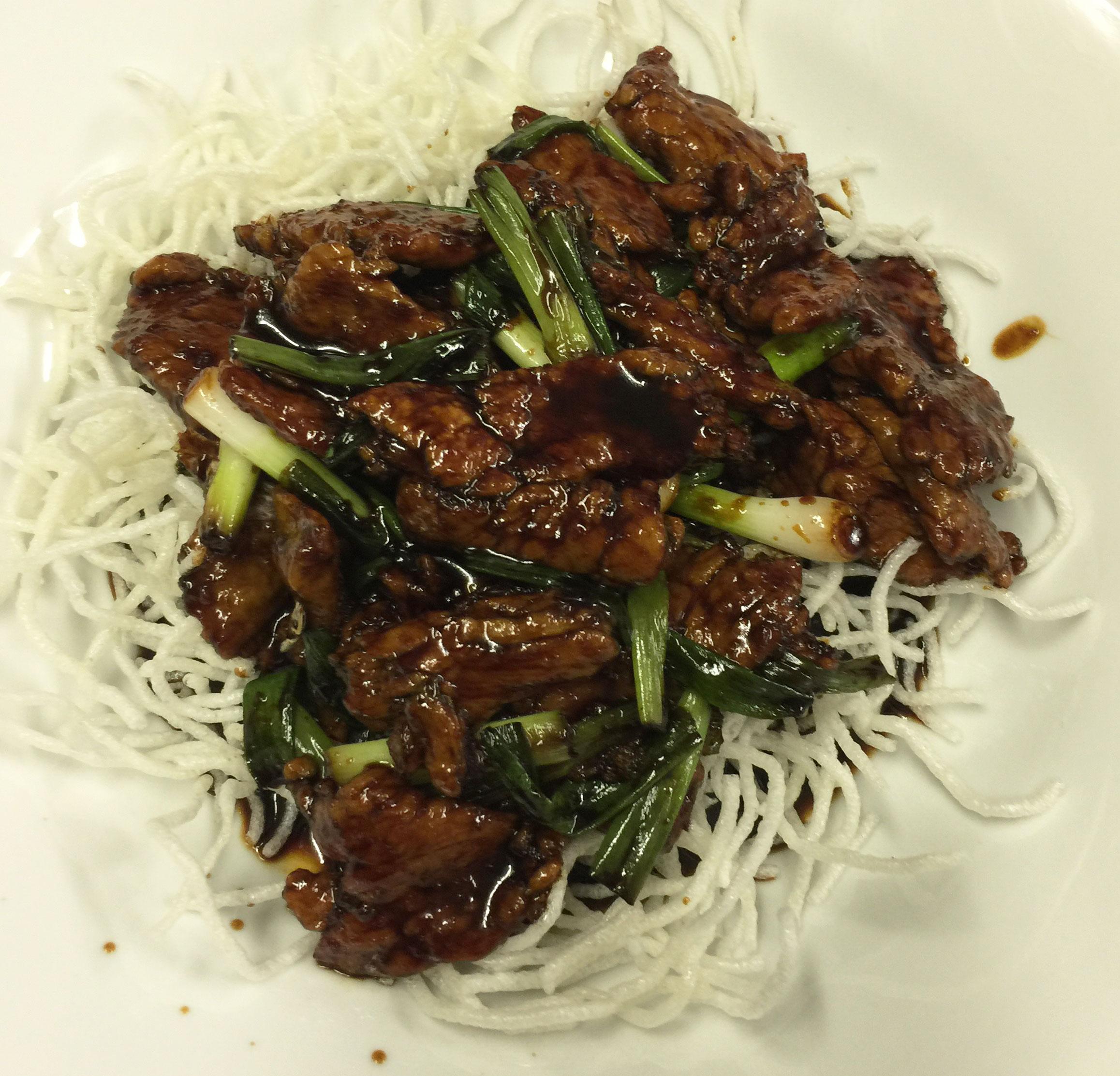 51. Mongolian Beef Image