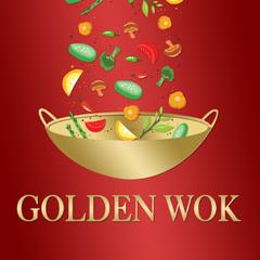 Golden Wok - Westbury