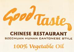 Good Taste - Voorhees