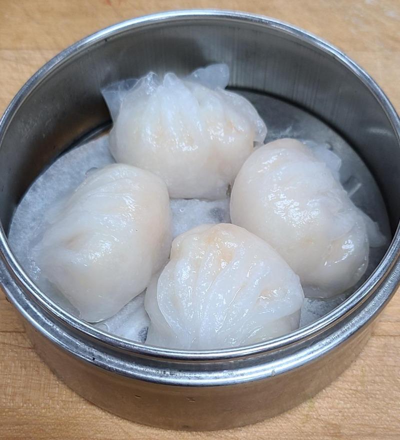 1. Har Gow (Shrimp Dumpling) (Item B...4) Image