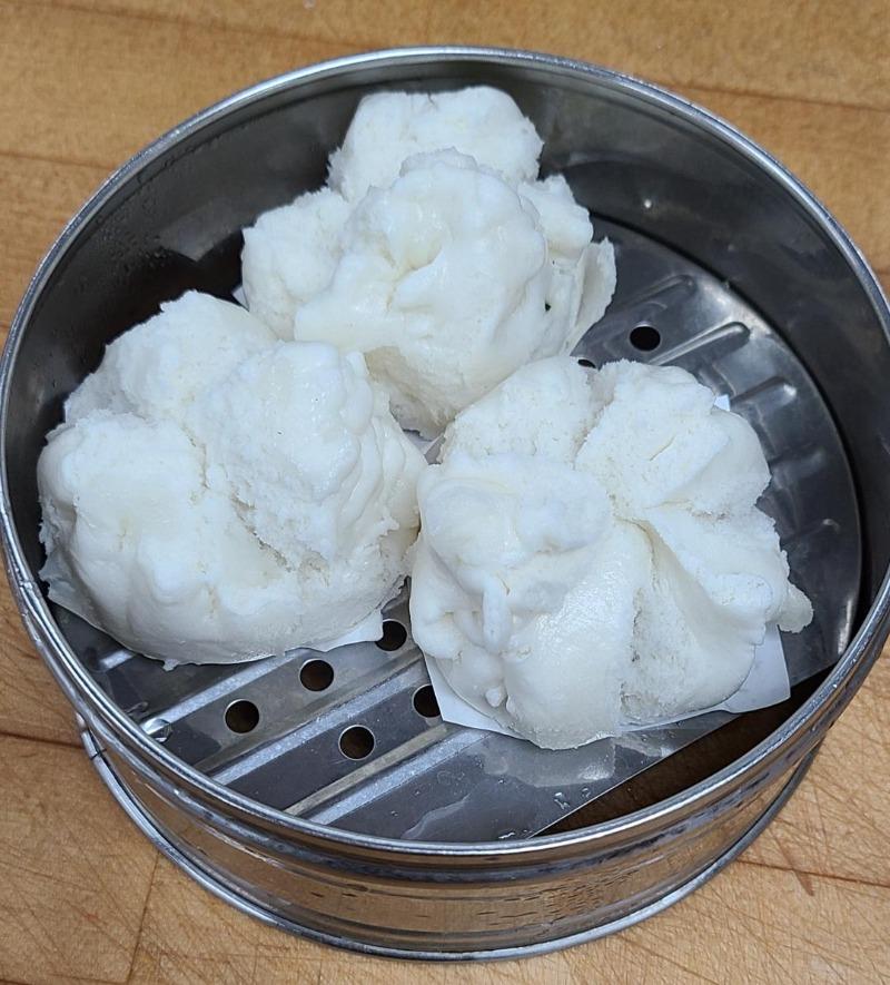 13. Steamed Chicken Bun (Item B...3 pieces) Image