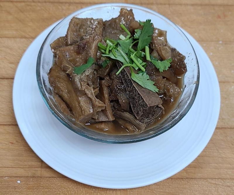 16. Braised Beef Tripes (Item D) Image