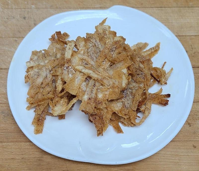 27. Fried Taro Shrimp Cakes (3) Image
