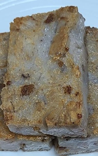 30. Pan Fried Taro Cake (Item A...3 pieces) Image