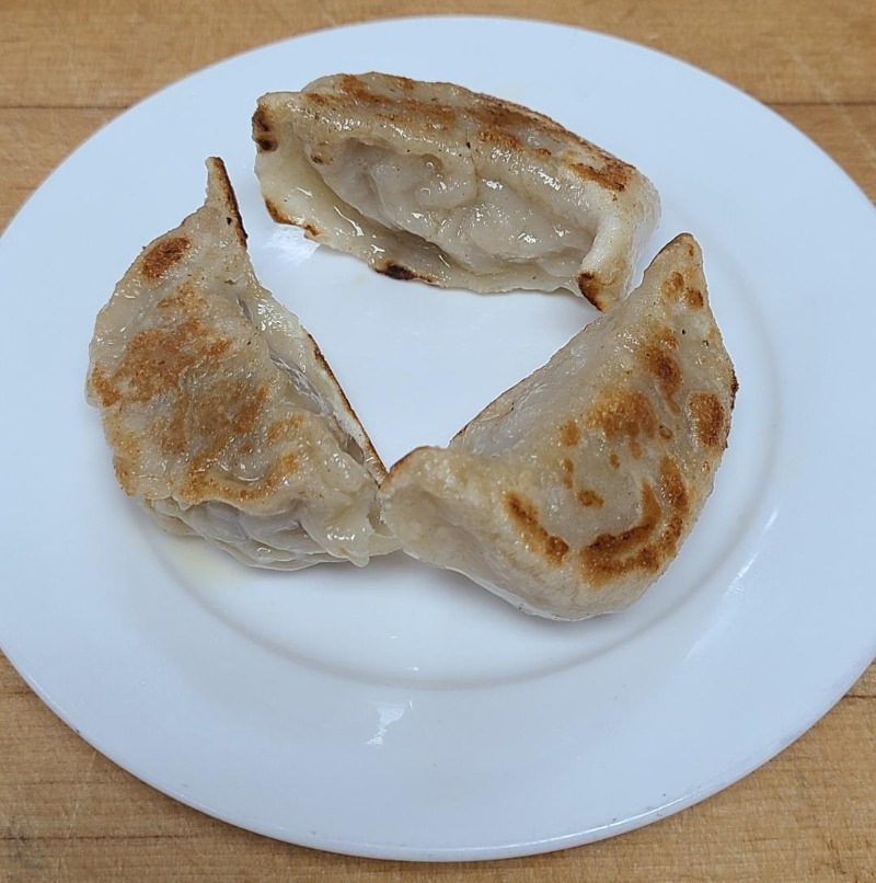 31. Pan Fried Pork Dumpling (3)