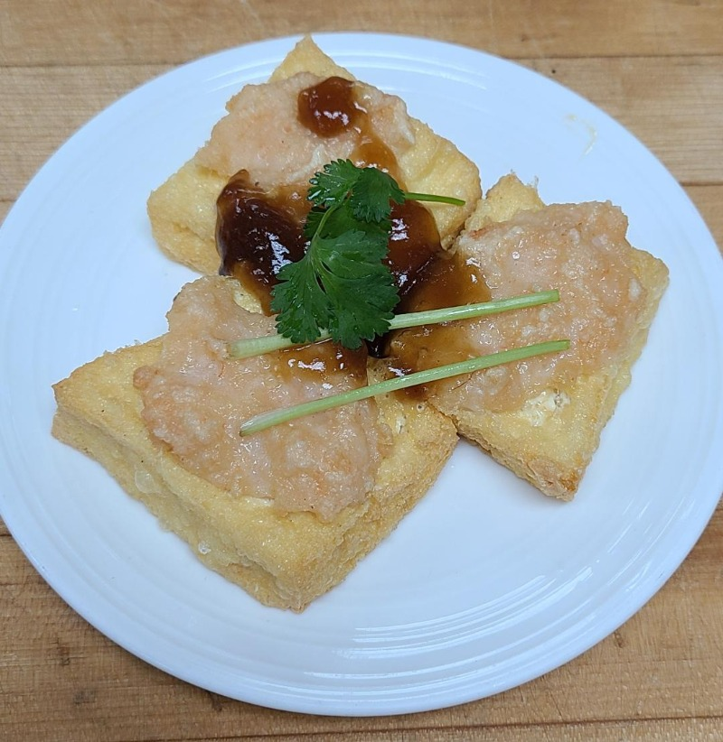 32. Stuffed Bean Curd (3) Image