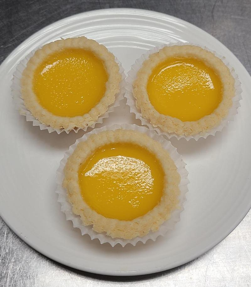 37. Crispy Egg Tart (Item A...3 pieces) Image
