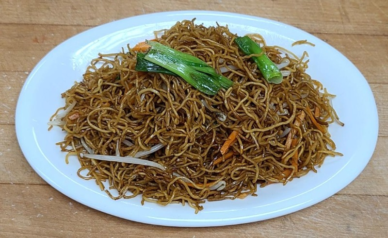 39. Soy Sauce Chow Mein Image