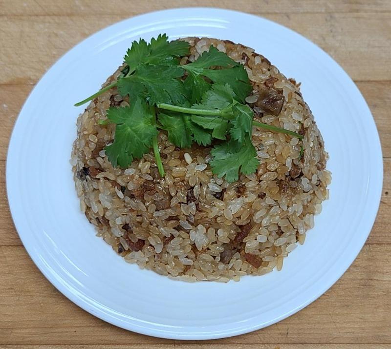 17. Stir-Fried Glutinous Rice