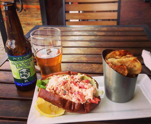 Lobster Roll Image