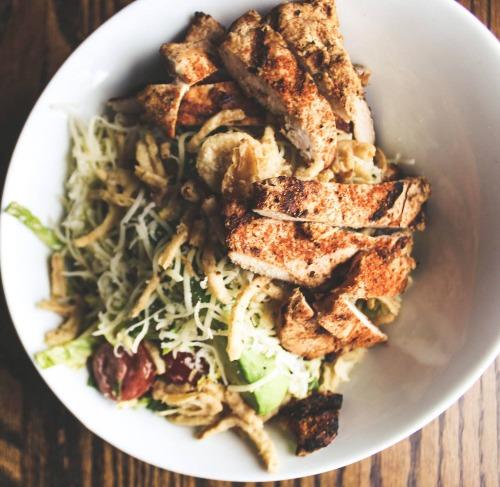 Chopped Salad Image