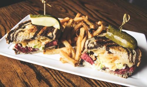 Corned Beef Rachel Image
