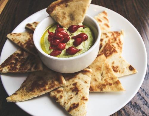 Edamame Hummus Image