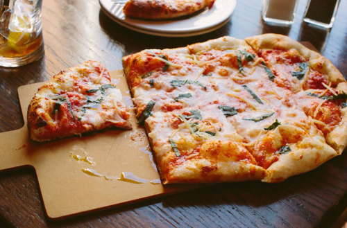 Margherita Pizza Image