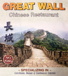 Great Wall - North Branford