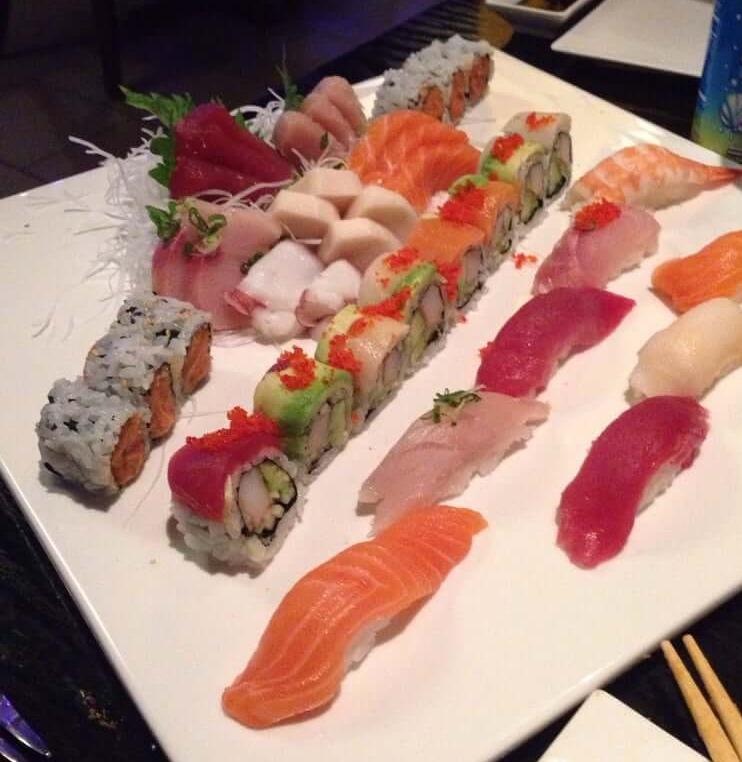 10. Sushi & Sashimi for 2 Image