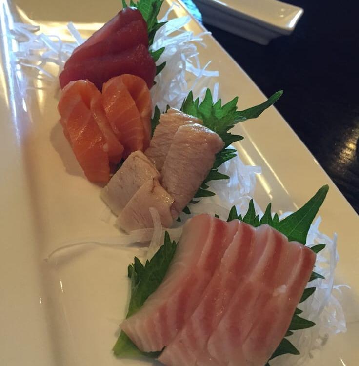 3. Sashimi Lunch Image