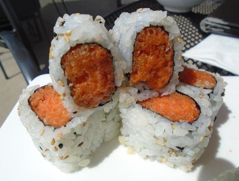24. Spicy Tuna Roll Image