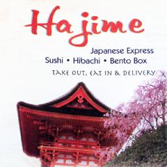 Hajime Japanese Express - Monroe Twp