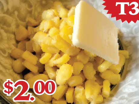 T3. Butter Corn