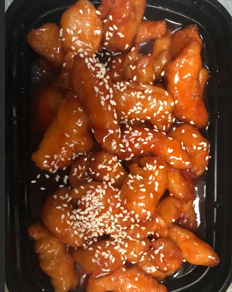 L1. Sesame Chicken 芝麻鸡 Image