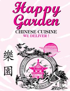 Happy Garden - Revere