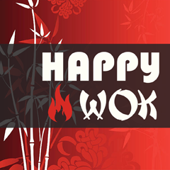 Happy Wok - Madison