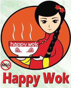 Happy Wok - Erie
