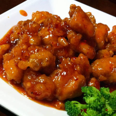 H1. General Tso's Chicken 左宗鸡 Image