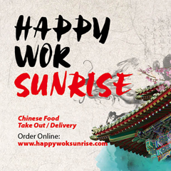 Happy Wok - Sunrise
