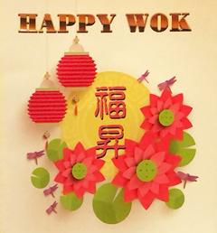 Happy Wok - Tucson