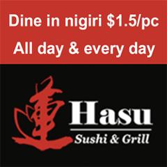 Hasu Sushi & Grill - Denver