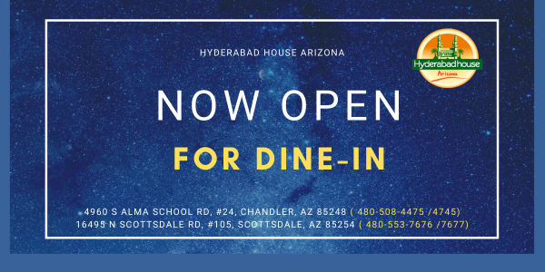 DINE-IN OPEN