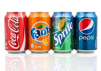 Can Soda(Coke/DietCoke/Sprite) Image