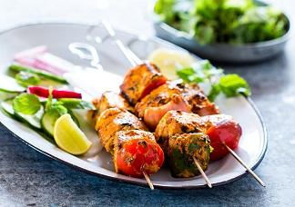 Panneer Tikka Kebab