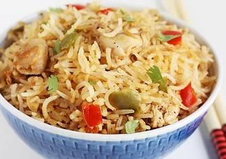Chicken Fried Rice Image