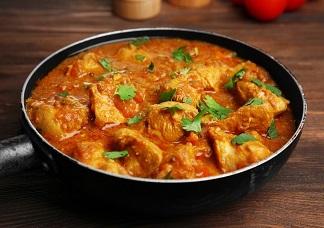 Madras Chicken Curry Image