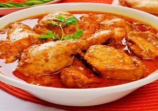 Chicken Kormna