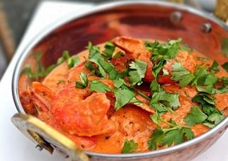Shrimp Tikka Msala