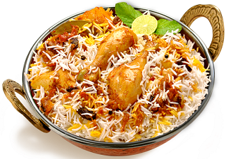 Chicken Dum Biryani Image