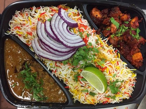 Lite Non-Veg Lunch Box Image