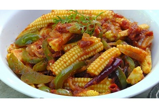 Chilli Pepper Corn Image