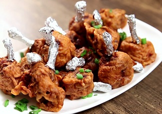 Chicken Lollipops Image