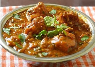 Karaikudi Chicken Curry Image